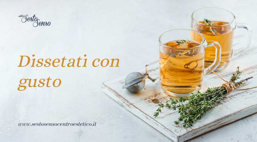Ti-sane: bere con gusto e benessere