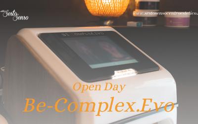 Be-Complex.Evo: scoprilo ai nostri Open Day